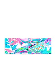 Lele Sadoughi x Lilly Pulitzer Print Turban Headwrap