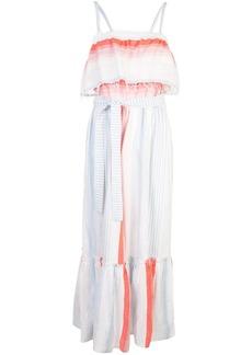 Lemlem Biftu ruffle dress