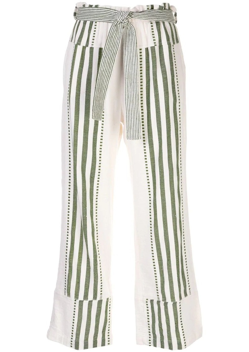 Lemlem Eshe striped trousers