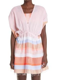 lemlem Marjani Cover-Up Minidress (Nordstrom Exclusive)