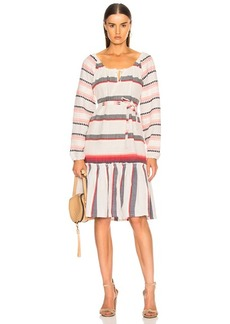 Lemlem Naomi Boho Dress