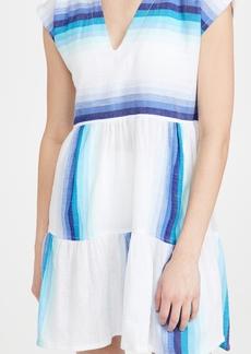 Lemlem Teref Short Dress