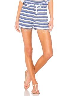 Lemlem Lulu High Waist Shorts