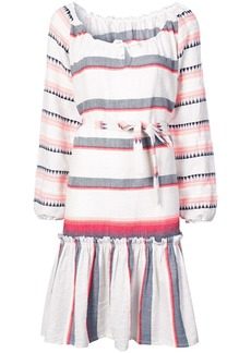 Lemlem striped belted dress