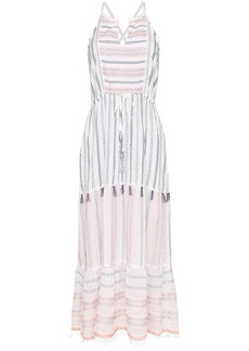 Lemlem Zehna striped maxi dress