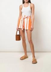 Lemlem Zoya high rise shorts