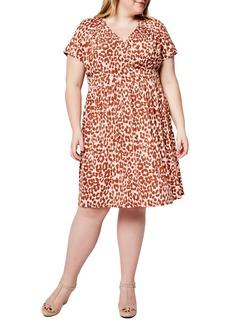 Plus Size Women's Leota Sweetheart Dress