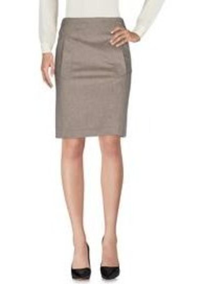 LES COPAINS - Knee length skirt