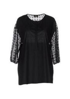 LES COPAINS - Lace shirts & blouses