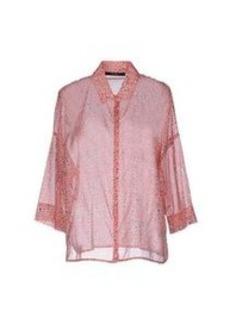 LES COPAINS - Patterned shirts & blouses