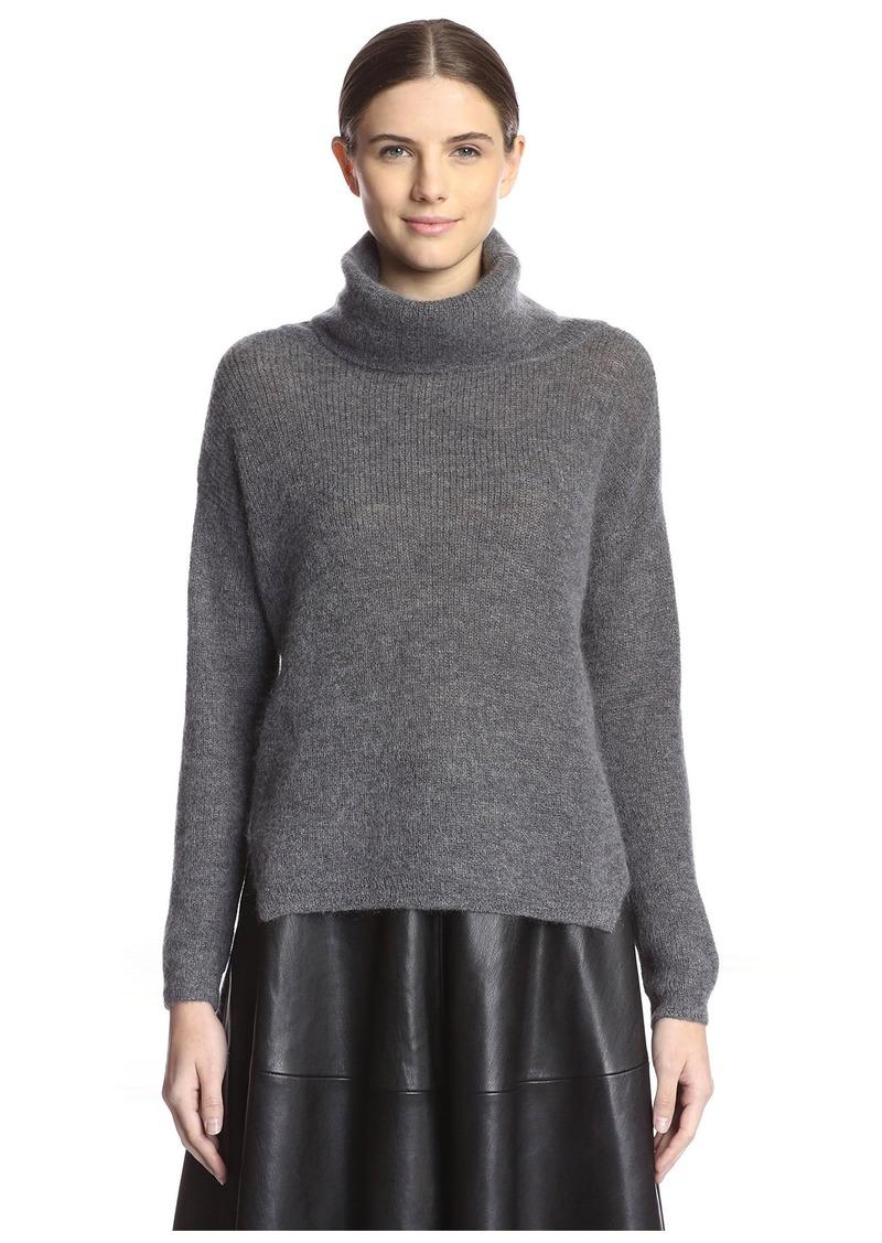Les Copains Women's Turtleneck Sweater  S