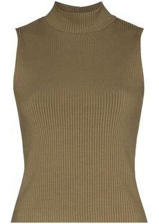 LESET Lia knitted sleeveless top