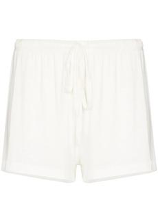 LESET Nora drawstring-waist shorts
