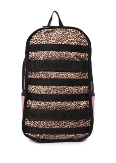 LeSportsac Animal Print Skate Backpack