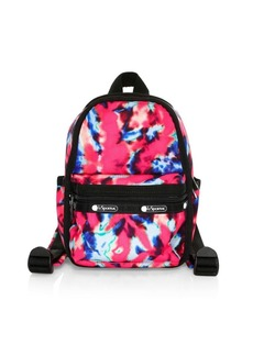 Lesportsac x Baron Von Fancy Mini Tie-Dye Backpack