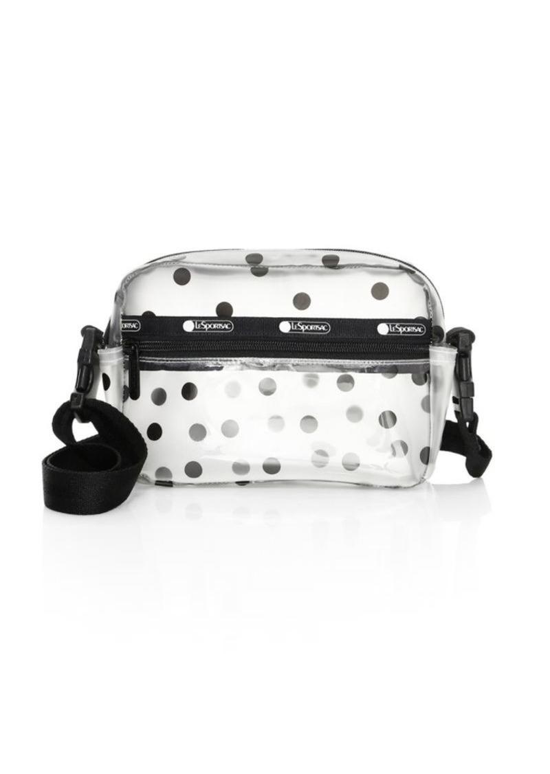 LeSportsac Candace PVC Convertible Belt Bag