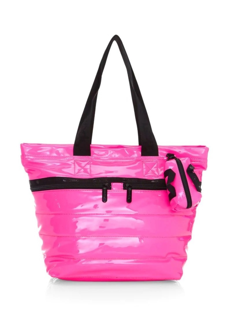 LeSportsac Carlin Quilted Nylon Tote
