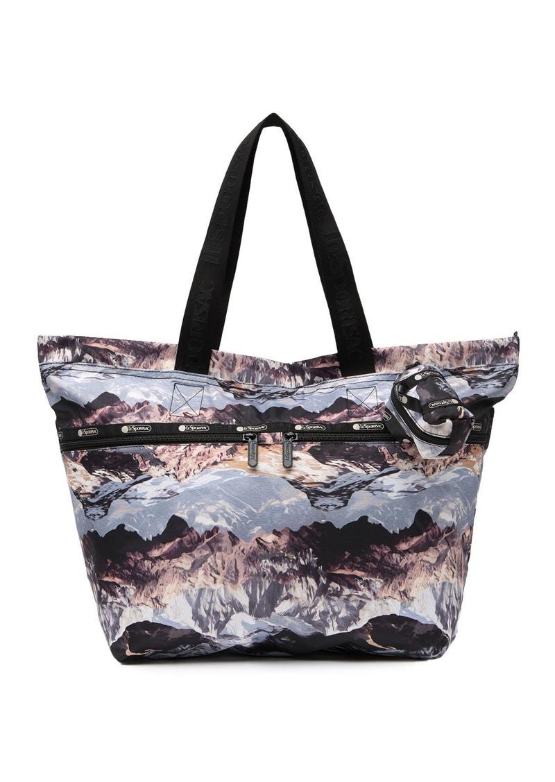 LeSportsac Carlin Zip Top Tote Bag