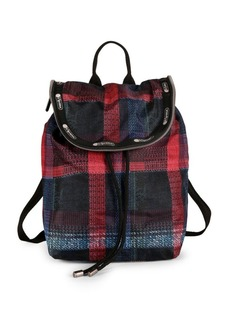 LeSportsac Colette Plaid Backpack