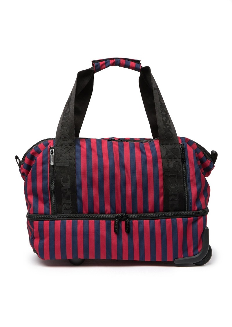 "LeSportsac Dakota 17"" Medium Roller Duffel Bag"