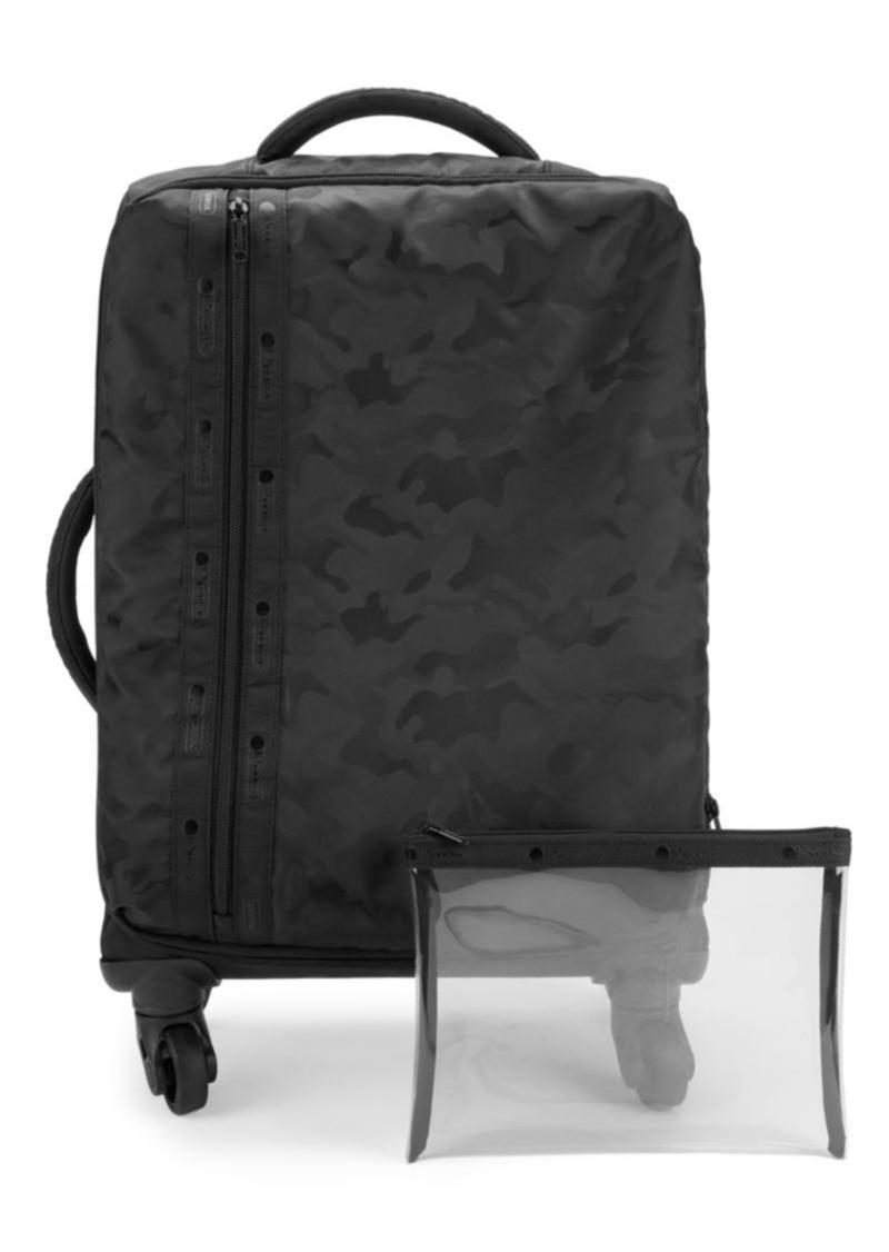 LeSportsac Dakota 21-Inch Soft-Sided Spinner Suitcase
