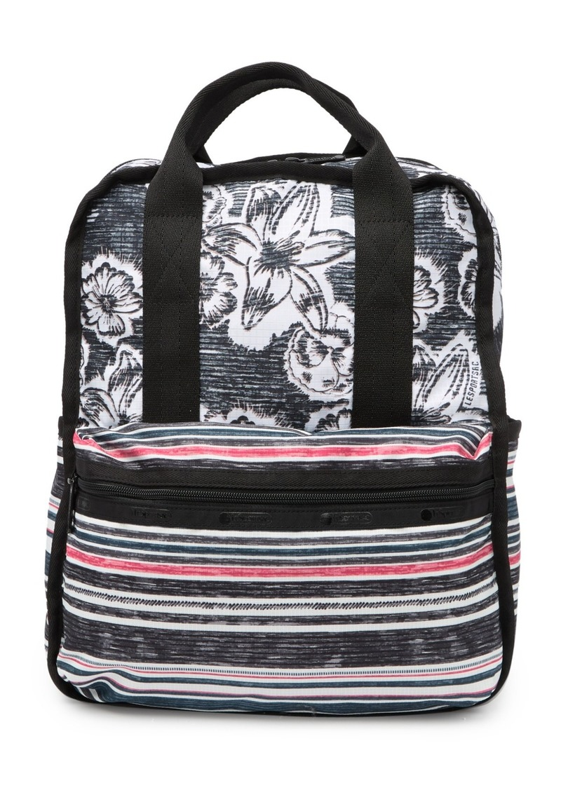LeSportsac Gabrielle Box Backpack