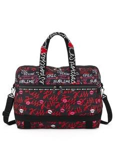 LeSportsac Large Amber Weekender Tote Bag