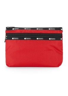 LeSportsac Large Taylor Zipper Pouch