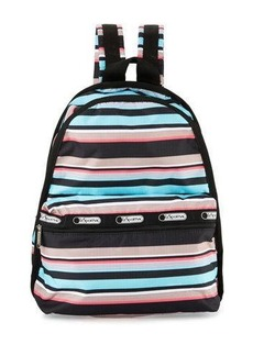 Lesportsac Basic Striped Backpack