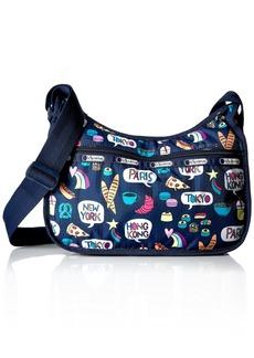 LeSportsac Classic Hobo Handbag