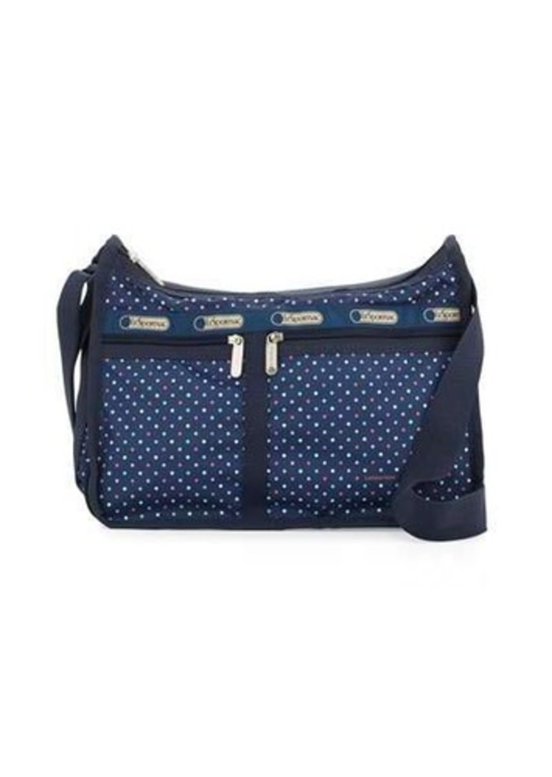 Lesportsac Deluxe Polka Dot Everyday Bag