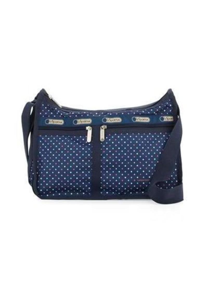 Deluxe Polka Dot Everyday Bag