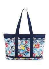 Lesportsac East-West Nylon Travel Tote Bag