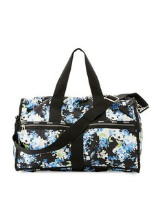 Lesportsac Floral-Print Large Weekender Bag