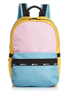 LeSportsac Jasper Color-Block Backpack