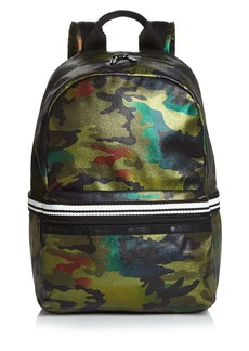 LeSportsac Jasper Metallic Camo Backpack