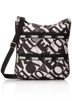 LeSportsac Kylie Cross Body Bag Love Is Bold