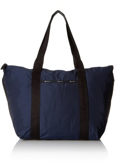 LeSportsac Large on the Go Tote Classic Navy