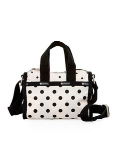 Lesportsac Mini Graphic-Print Weekender Bag