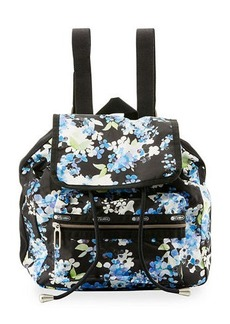 Lesportsac Mini Voyager Flap-Top Backpack