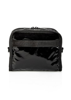 LeSportsac Taylor North/South Faux Patent Leather Cosmetics Case