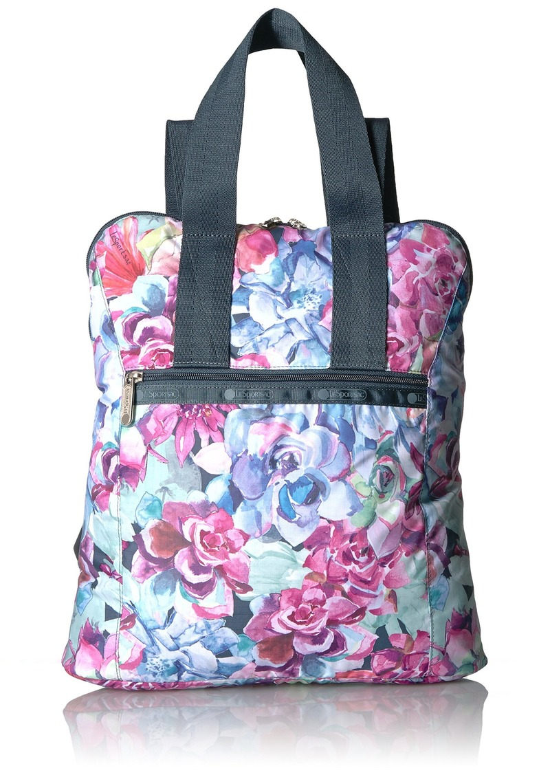 LeSportsac Women's Classic Everyday Backpack Desert Bloom