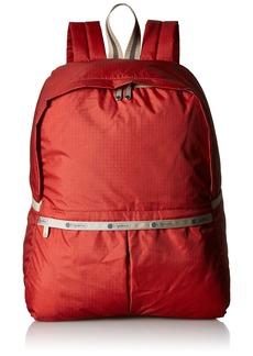 LeSportsac Women's Classic Noho Backpack Candy Apple Denim
