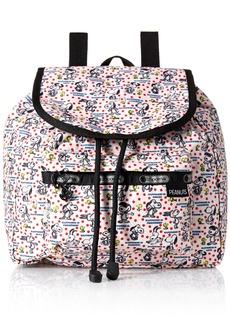 LeSportsac Women's X Peanuts Small Edie Backpack