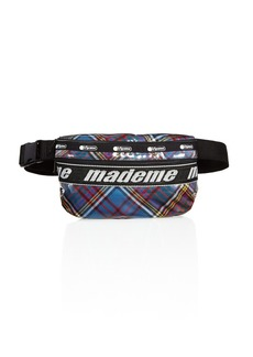 LeSportsac x Made Me Plaid Belt Bag