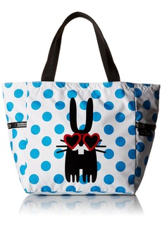 LeSportsac X Peter Jensen Small Picture Tote