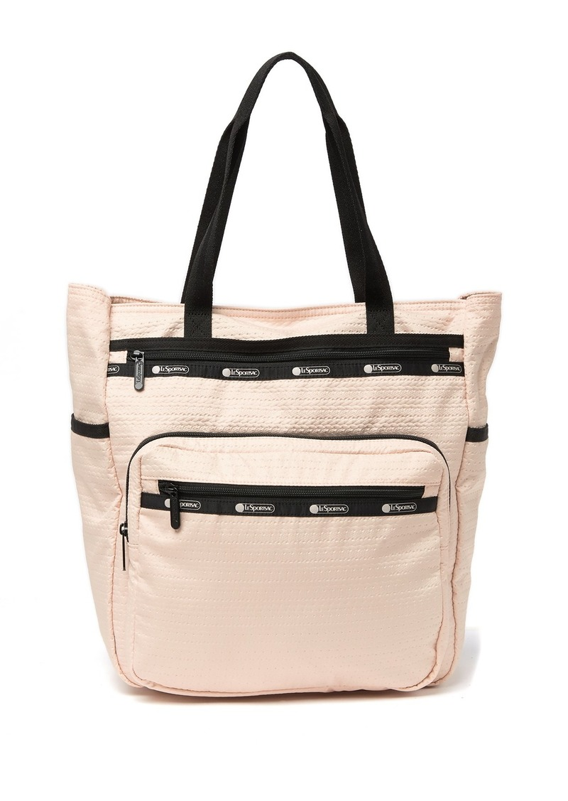 LeSportsac Monroe Nylon Tote Bag