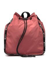 LeSportsac Nadine Drawstring Backpack