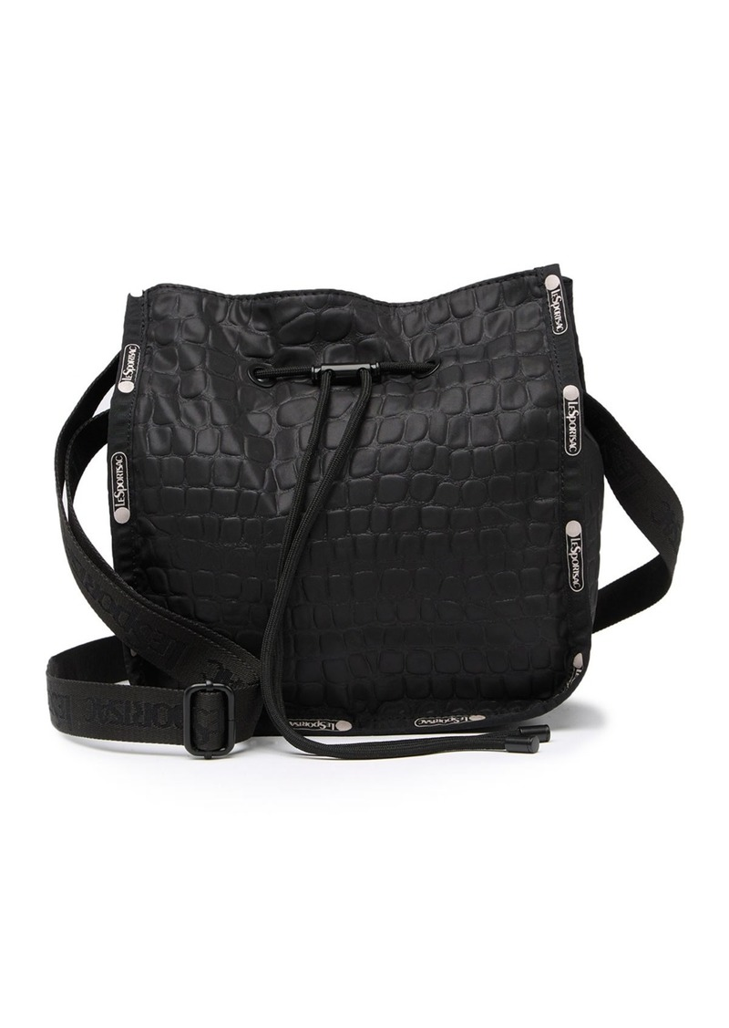 LeSportsac Nadine Drawstring Crossbody Bag