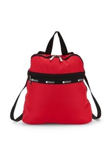 LeSportsac Rebecca Logo Backpack